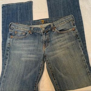 7FAM Red Tag Women's Jeans Sz29 Bootcut